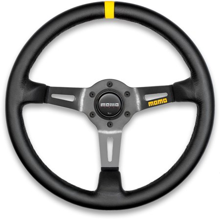 MOMO Steering Wheel Mod 78 Black 350mm