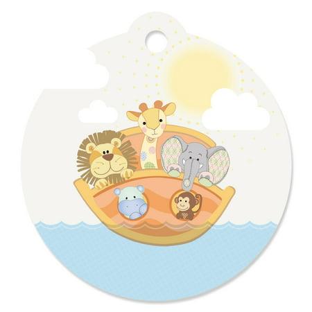 Noah's Ark - Party Favor Tags (Set of - Noah's Ark Baby Shower