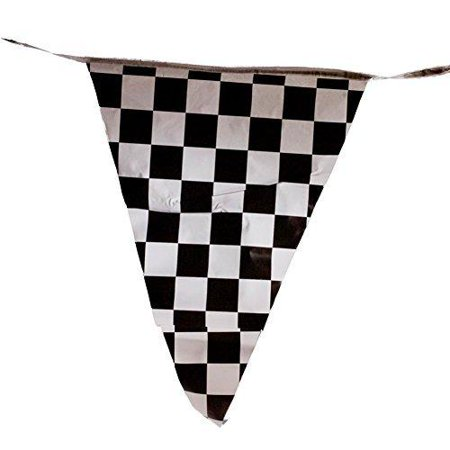 100' Racing Pennant Banner