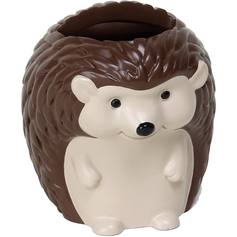 Mainstays Kids Woodland Creatures Resin Toothbrush Holder, 1 Each