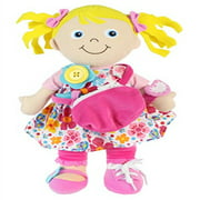 Kidoozie - Dress Me Emily Doll