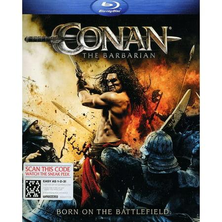 Conan The Barbarian  2011   Blu Ray