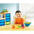 Learning Resources Counting Fun Fruit Bowl