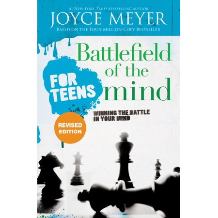 Battlefield of the Mind for Teens : Winning the Battle in Your Mind - Dark Black Teens