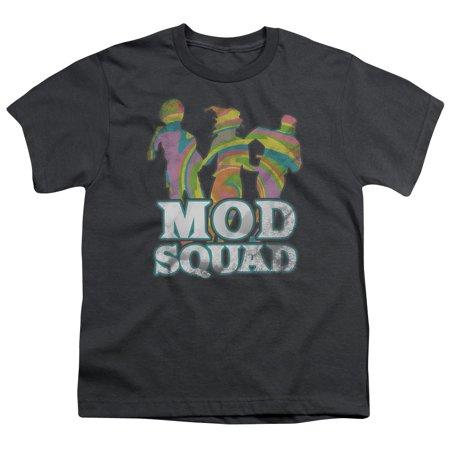 Mod Squad/Mod Squad Run Groovy Big Boys Youth Shirt