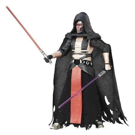 The Black Series Darth Revan, Classically-detailed 6-inch replica of Darth Revan from Star Wars By Star Wars