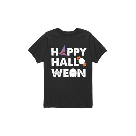Halloween Icons  - Toddler Short Sleeve Tee - Short Halloween Poems For Toddlers