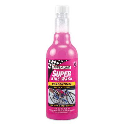 Finish Line Super Bike Wash Concentrate 16oz - SC0160101