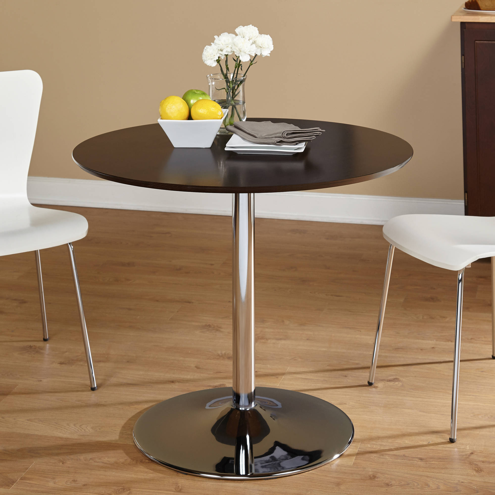 Pisa Dining Table, Multiple Finishes by Target Marketing Systems Inc