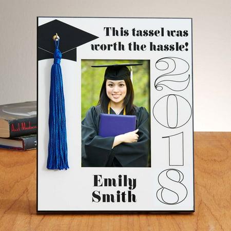 Personalized Tassel Graduation 8\