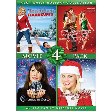 abc family holiday collection movie 4 pack - Abc Family Original Christmas Movies
