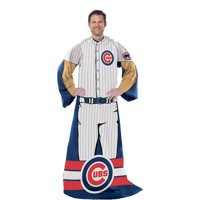 "MLB Chicago Cubs Player 48"" X 71"" Full Body Comfy"