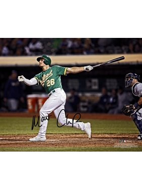 Matt Chapman Oakland Athletics Autographed 16