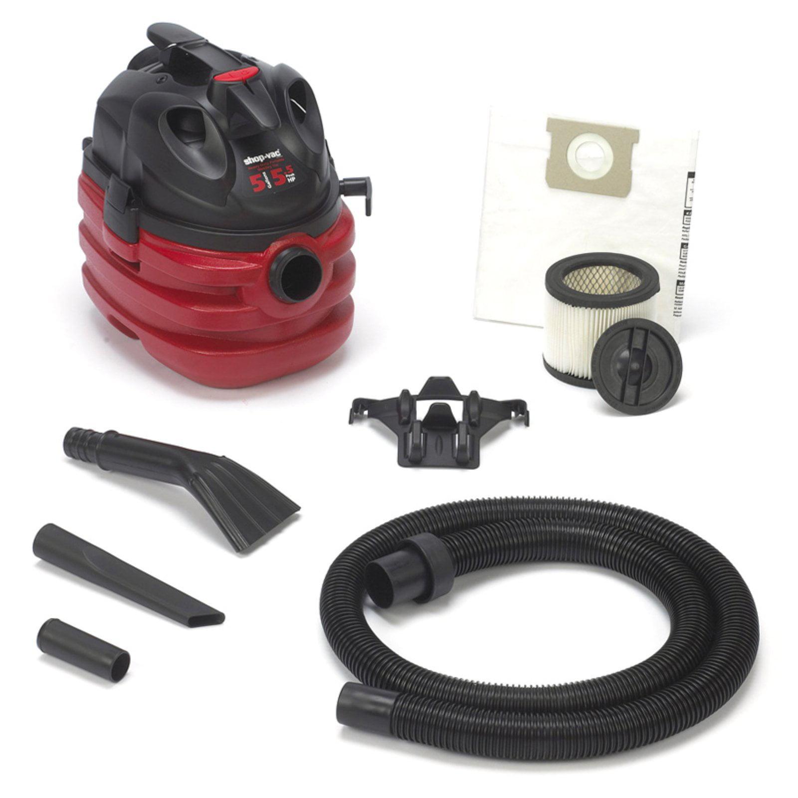Shop Vac 5 Gallon 5.5 HP Heavy Duty Portable Wet & Dry Vac by Shop-Vac