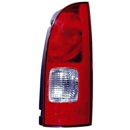 Go-Parts » 2001 - 2002 Nissan Quest Rear Tail Light Lamp Assembly / Lens / Cover - Right (Passenger) Side B6550-2Z400 NI2801168 Replacement For Nissan Quest