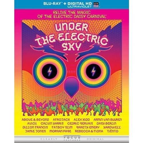 Under The Electric Sky (Blu-ray + Digital HD) (Widescreen)