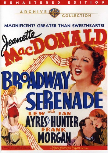Broadway Serenade by WARNER HOME ENTERTAINMNET