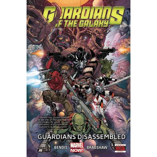 Guardians of the Galaxy 3: Guardians Disassembled Marvel Now