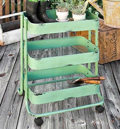 Colonial Tin Works Gardener's Cart