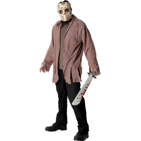 Men's Jason Voorhees Friday the Thirteenth - Jason From Friday The 13th Costume