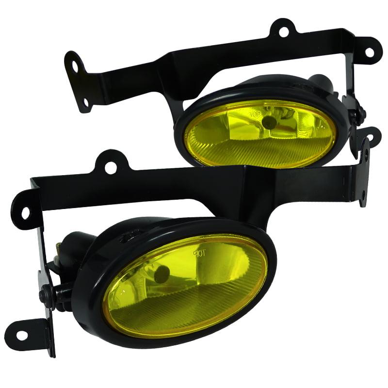 Spec-D Tuning 2006 2007 2008 Honda Civic Jdm Fog Lights Lamps 06 07 08 (Left + Right)