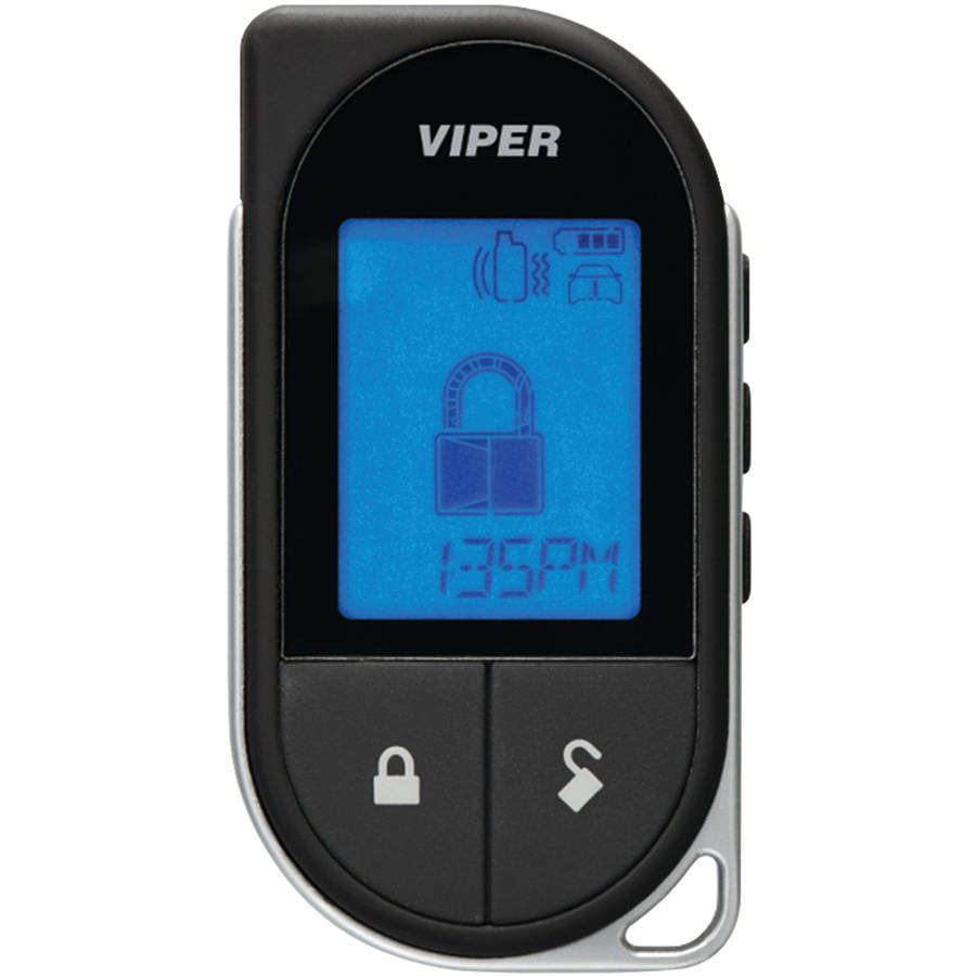 Directed Installation Essentials Viper 2-way Lcd Remote DEI7756V