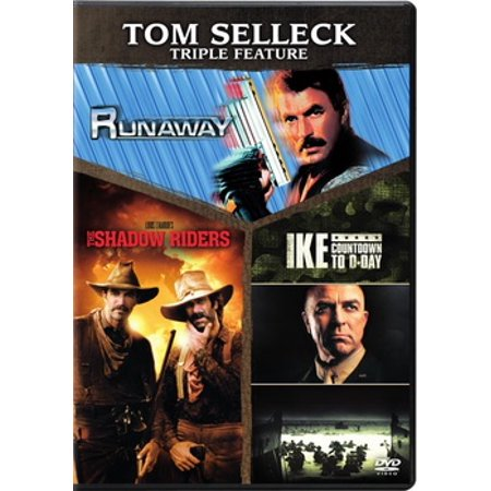 Ike Countdown to D-Day / Runaway / The Shadow Riders (DVD)