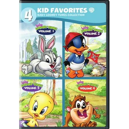 4 Kid Favorites-Baby Looney Tunes