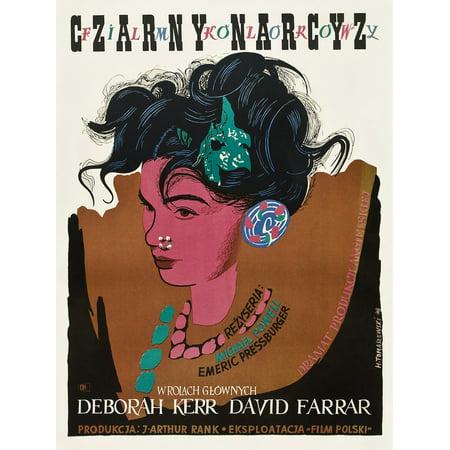 Black Narcissus Polish Poster Art 1947 Movie Poster Masterprint ()