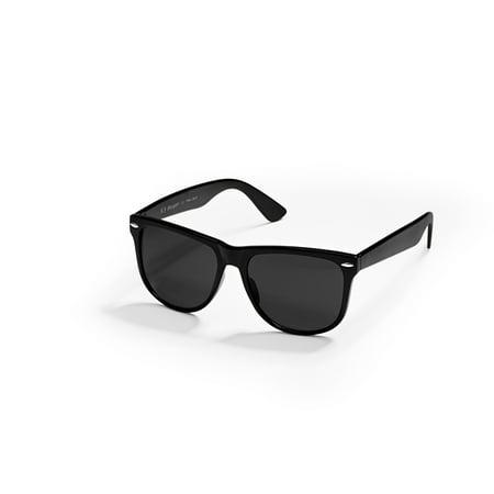 6a6944493df A.J. Morgan - Men s Big W Rectangle Sunglasses - Walmart.com
