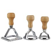 Best Empanada Makers - Ravioli Maker Cutter Stamp, 3 Pack Stainless Steel Review