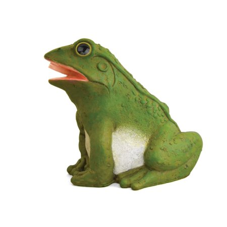 Frog Garden Spitter - 3765 Pond Master Fountain Frog Spitter, Resin frog is a fun addition to any water garden, pond, or fountain By Danner