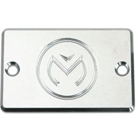 Moose Racing Master Cylinder Cover Plate Polished Aluminum (M860-20)