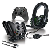 Best Charge Controllers - dreamGEAR Xbox One Advanced Gamer's Starter Kit Review