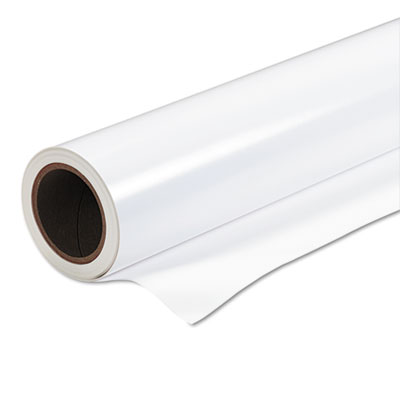 "Premium Luster Photo Paper, 3' Core, 20"" x 100 ft, White, Sold as 1 Roll"