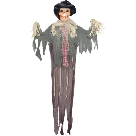 Hanging Scarecrow Halloween Decoration