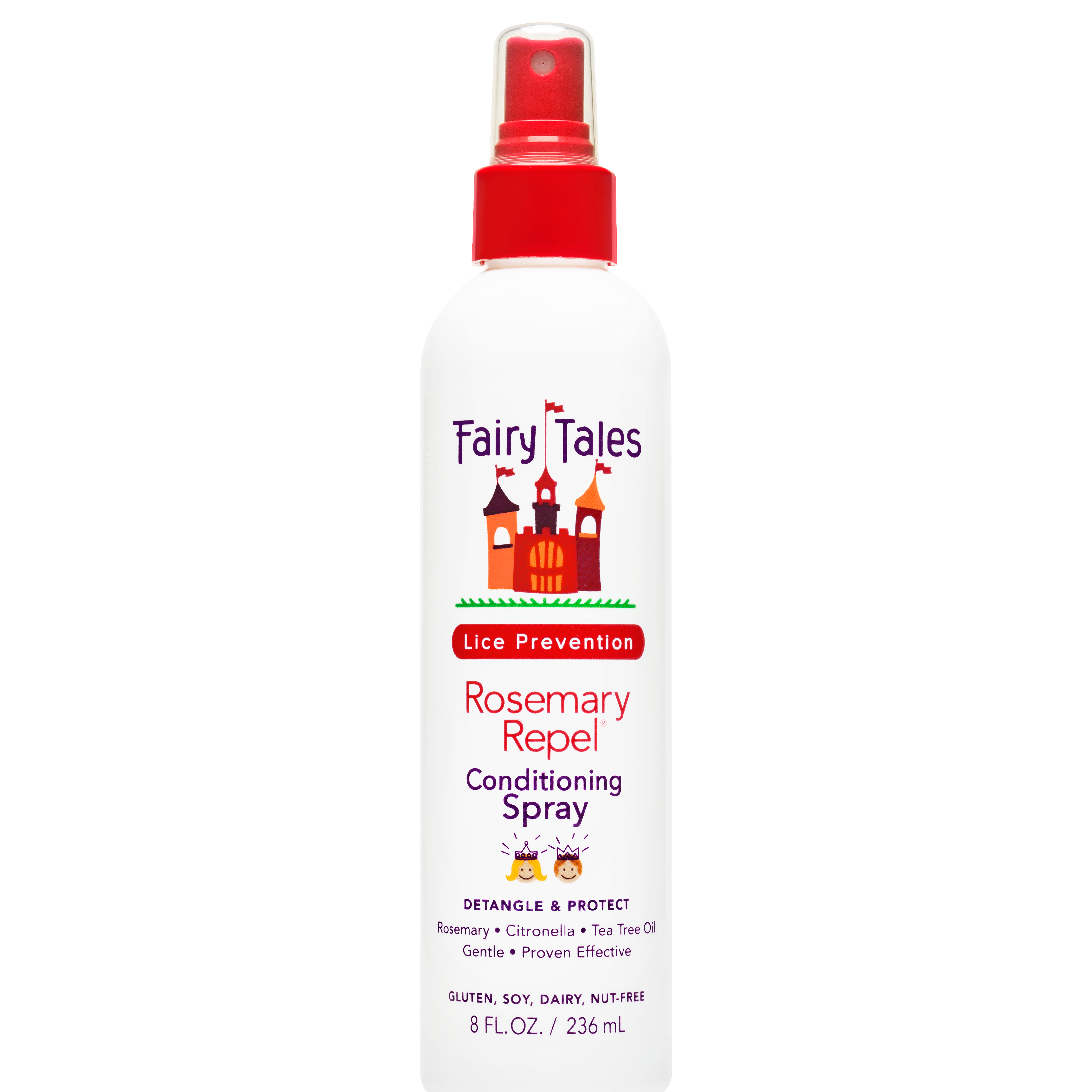 Fairy Tales Rosemary Repel Leave In Conditioning Spray 8oz