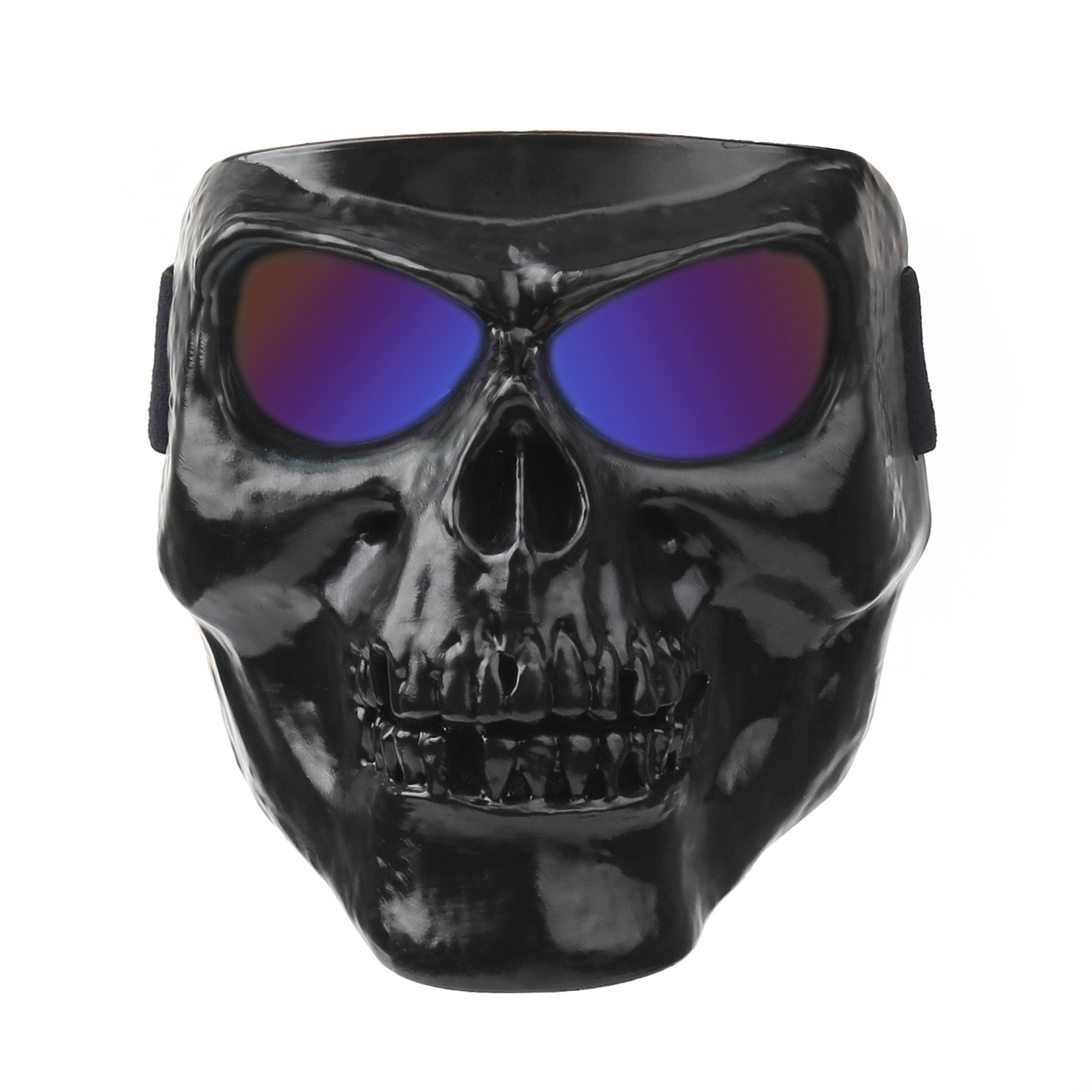 Areyourshop Off-Road Skull Motocross Racing ATV Dirt Bike Motorcycle Goggles Eyewear Lens #B