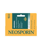 Neosporin Original First Aid Antibiotic Bacitracin Ointment, 1 oz
