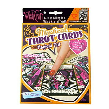 Fantasma Wishcraft Mystical Tarot Cards