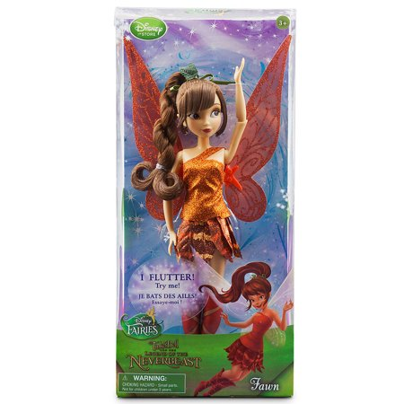 Disney Fairies Tinker Bell and the Legend of the NeverBeast Fawn Doll for $<!---->