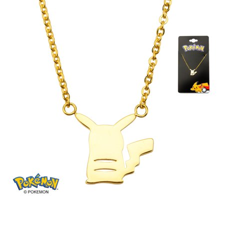 Pokemon Pikachu Poke Ball Trainer Necklaces Pokemon Go - Officially Licensed Pokemon Pikachu Poke Ball Trainer Necklaces Pokemon Go - Officially Licensed