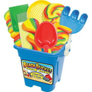 Foreign Candy Beach Buckets N' Treats, 1.48oz., 12 Buckets/order