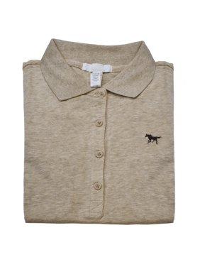 f5cfde03d9e Product Image Women s Basic Short Sleeve Polo Shirt Classic Cotton Tight Slim  Fit T-Shirt Plain Top