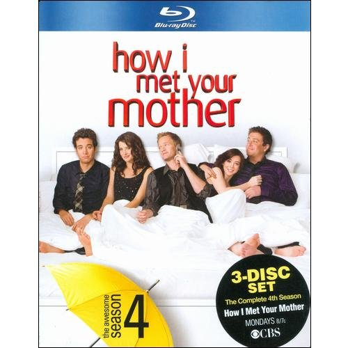 How I Met Your Mother: The Legendary Season 4 (Blu-ray) (Widescreen)