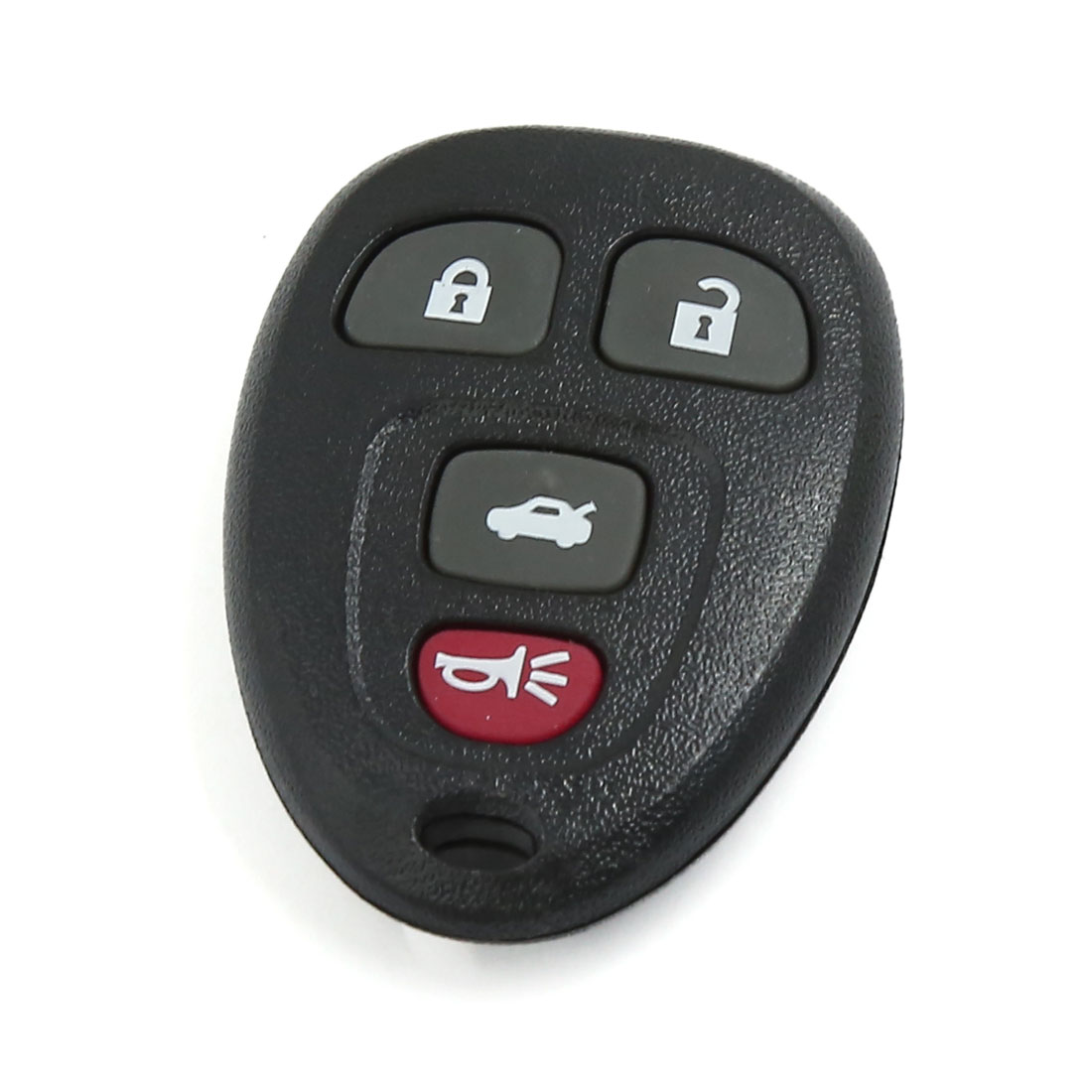 Replacement Uncut Remote Start Keyless Entry Key Fob Control for OUC60270