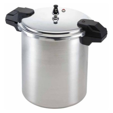 Mirro 22-Quart Aluminum Pressure Cooker/Canner