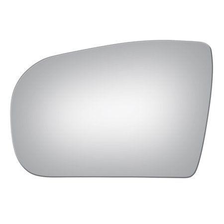 (Burco 4070 Driver Side Power Replacement Mirror Glass for Mercedes-Benz E-Class)