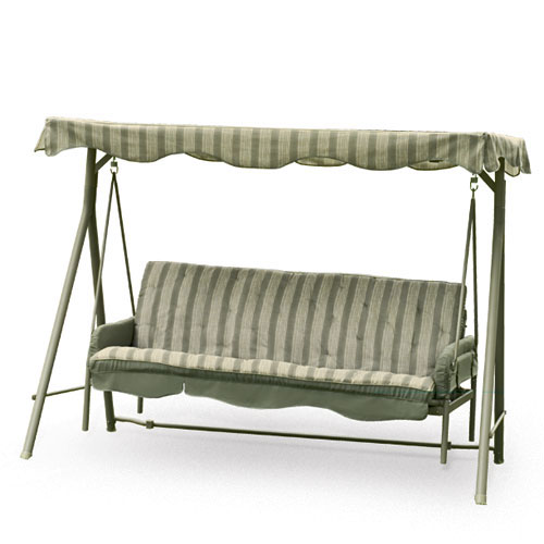 Garden Winds Replacement Canopy Top for Seacliff Swing - SOLID BEIGE ONLY  sc 1 st  Walmart & Garden Winds Replacement Canopy Top for Seacliff Swing - SOLID ...