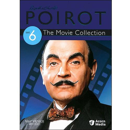 Image of Agatha Christie's Poirot: The Movie Collection - Set 6 (Full Frame)